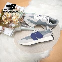 Yahoo獨家-[New Balance]復古運動鞋_中性_灰色_MS327FC-D楦