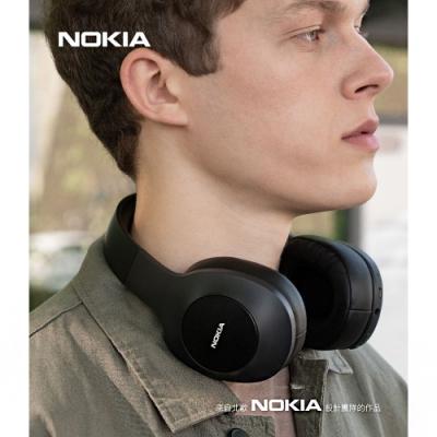 【NOKIA諾基亞】頭戴式 無線藍牙耳機E1200