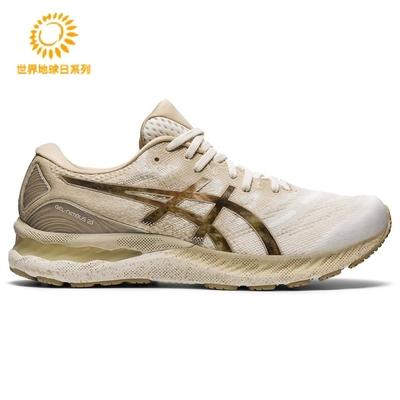 ASICS 亞瑟士 GEL-NIMBUS 23 男 跑鞋 Earth Day Pack 世界地球日系列 1011B160-101