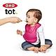 美國OXO tot 隨行好棒棒圍兜-莓果粉 product thumbnail 1