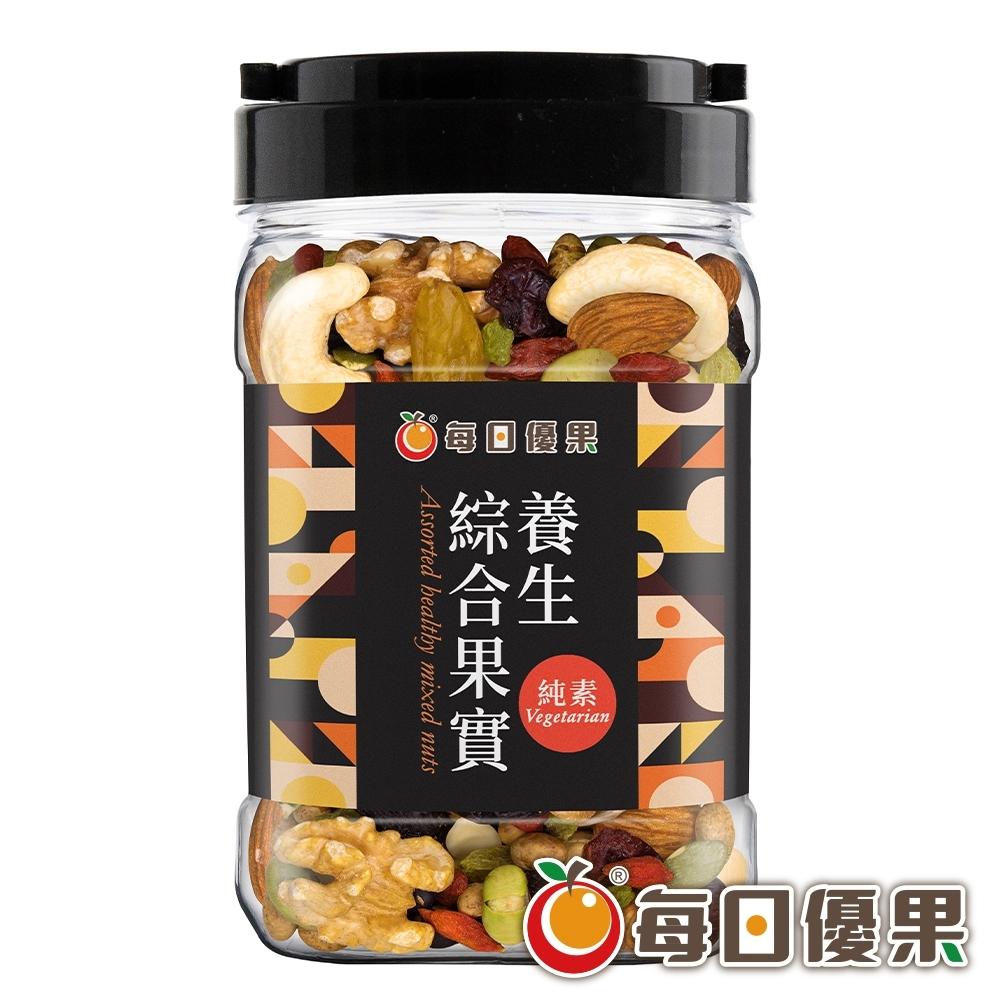 (活動) 每日優果 罐裝養生綜合果實(420g)