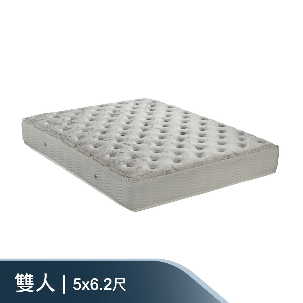 AS-舒適型5尺舒柔獨立筒床墊