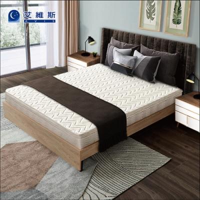 AVIS艾維斯 3M防潑水歐式提花三線獨立筒床墊-雙人加大6尺