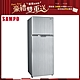 SAMPO聲寶 340L 1級變頻2門電冰箱 SR-B34D(G6) 星辰灰 product thumbnail 1