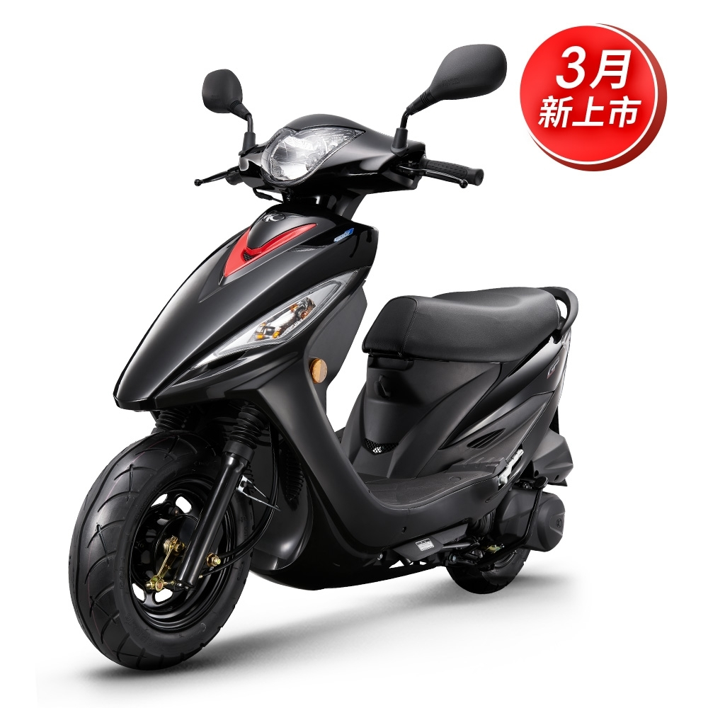 KYMCO 光陽機車 GP125鼓煞-七期車-2021年車 product image 1