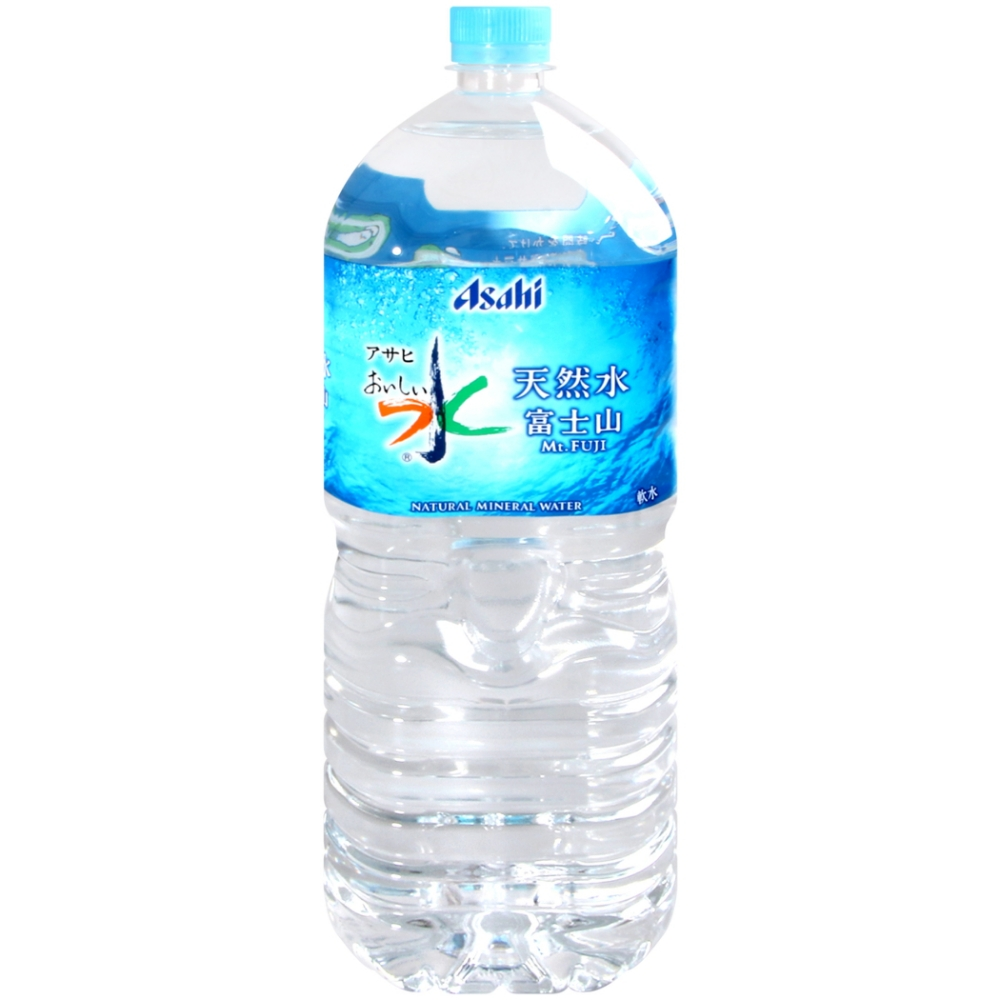 Asahi  礦泉水(2000mlx6罐)