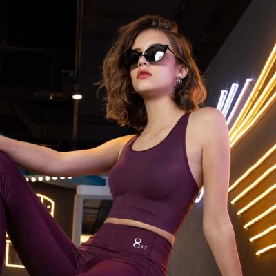 8:AT  運動內衣  M-XL(熱情紫)