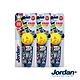 Jordan emoji兒童牙刷2入組6-9歲Boy款*3組 product thumbnail 1