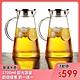 【Incare】熱銷日本玻璃水壺1700ML(買一送一) product thumbnail 1