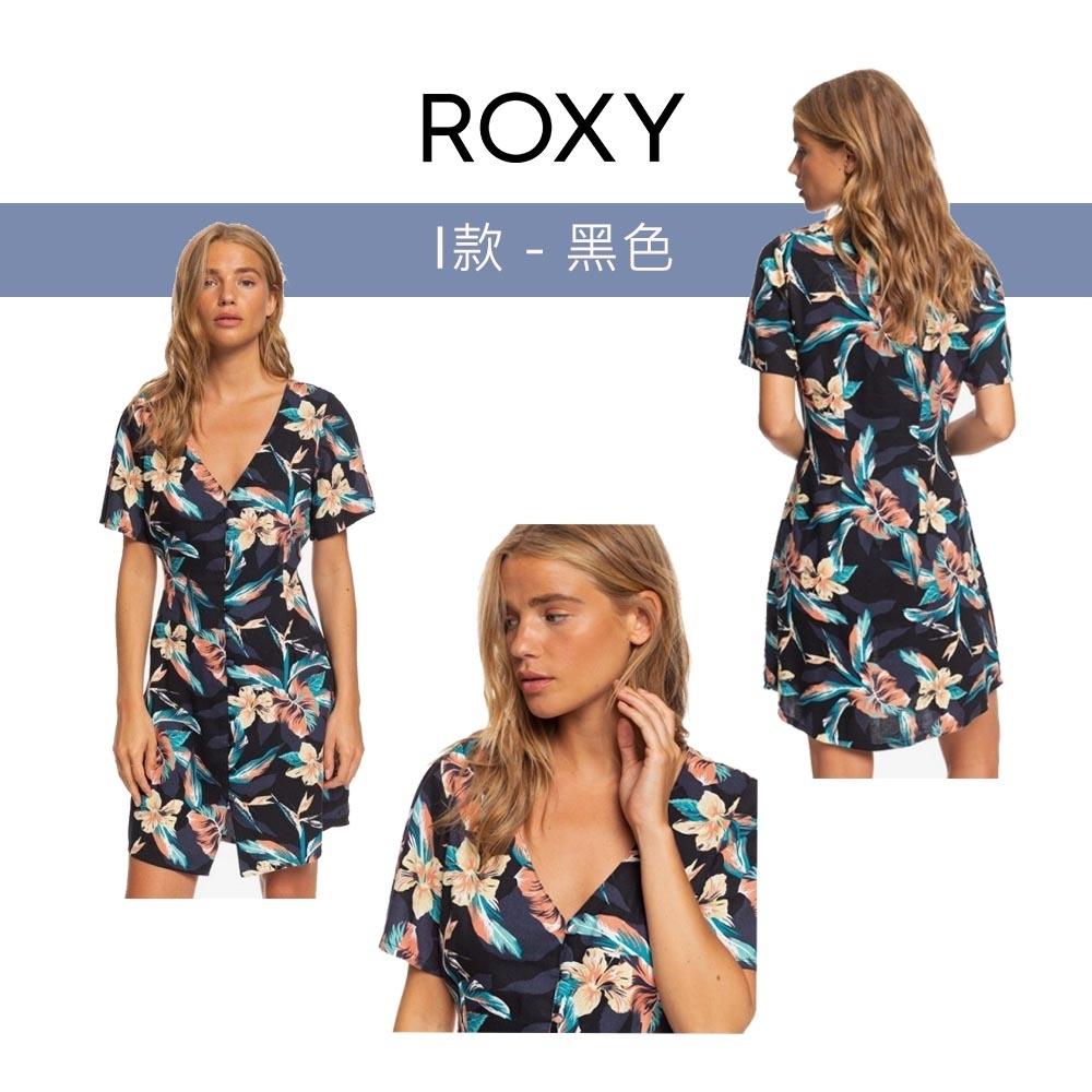 【獨家39折起】ROXY精選女裝/洋裝$888 (任選) (尺寸XS-M) (I款-黑色)