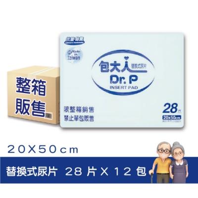 包大人 替換式尿片 28片x12包(336片)