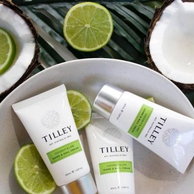 【Tilley 百年特莉】澳洲原裝經典香氛護手霜45ml(共6款可任選)