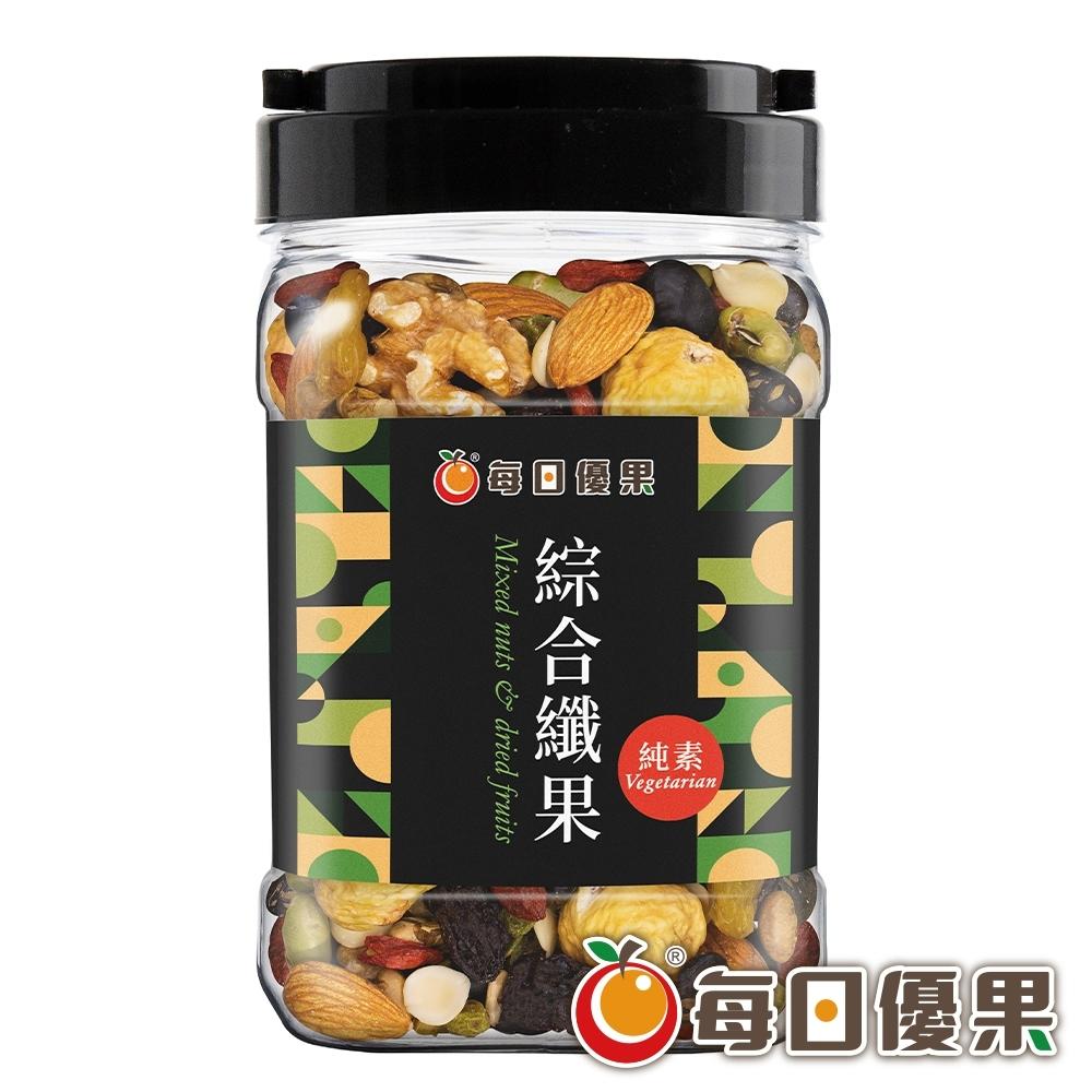 (活動) 每日優果 罐裝綜合纖果(400g)
