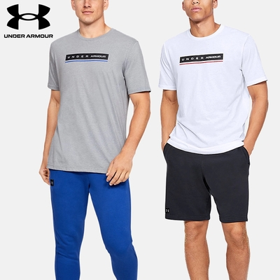 【UNDER ARMOUR】男 短T-Shirt