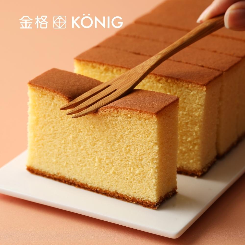 【金格食品】 #11蜂蜜長崎蛋糕禮盒