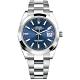 ROLEX 勞力士126300 Datejust 蠔式恆動易調鏈帶腕錶藍面-41mm product thumbnail 1