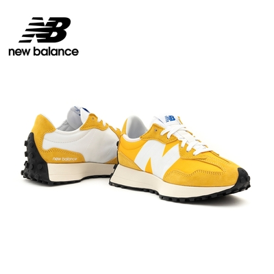 [New Balance]復古運動鞋_中性_黃色_MS327LI1-D楦