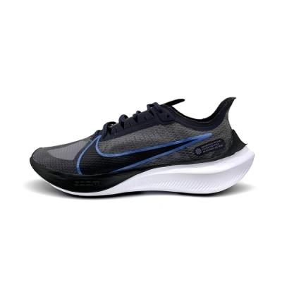 NIKE ZOOM GRAVITY 男 跑步鞋 黑(BQ3202007)