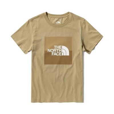 [時時樂限定]The North Face 男女 LOGO短袖上衣(3款任選)