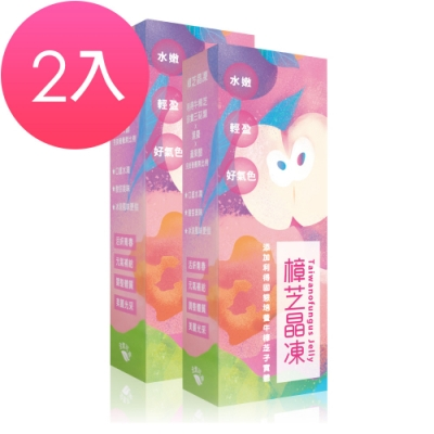 利得 樟芝晶凍2盒 (7包/盒)