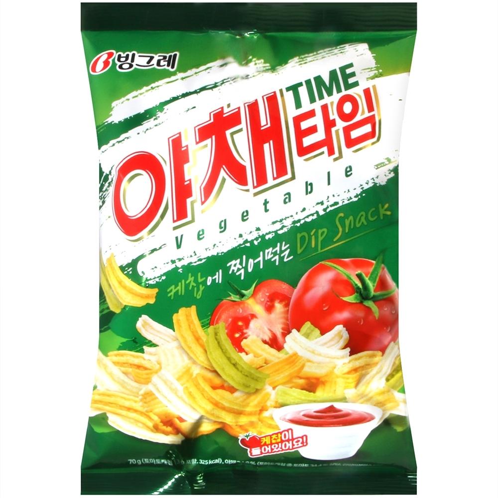 BINGGRAE 韓國蔬菜餅(70g)
