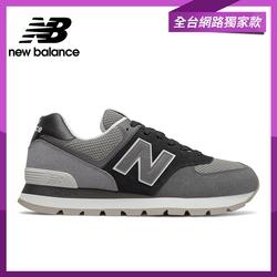[New Balance]復古運動鞋_中性_黑灰色_ML574DCH-D楦