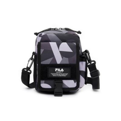 FILA #Project 7 小側肩包-迷彩 BMU-5616-KK
