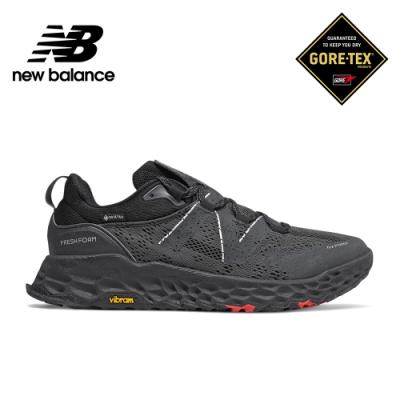 【New Balance】越野跑鞋_男性_黑色__MTHIEBX5-2E楦
