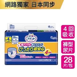 日本大王 Attento愛適多貼合超安心褲型專用尿片_4次吸