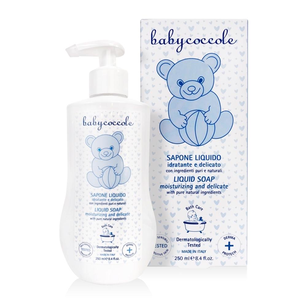 寶貝可可麗 babycoccole 潔淨水潤洗手乳 (洗手不乾澀)