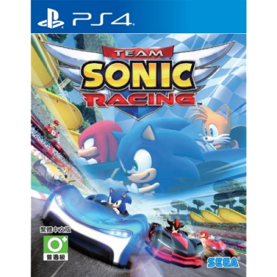 PS4 Team Sonic Racing 中文版