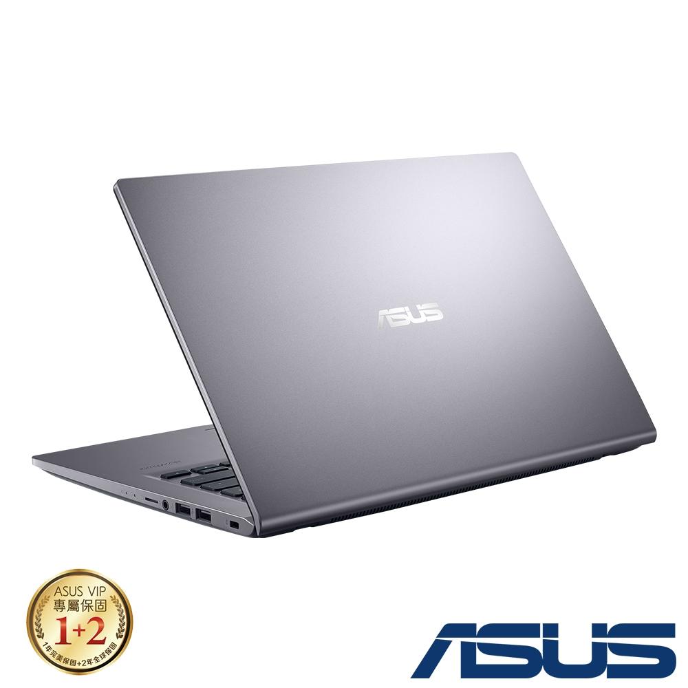 (含1TB硬碟組) ASUS X415MA 14吋筆電 (N4020/4G/128G SSD/Laptop/星空灰)