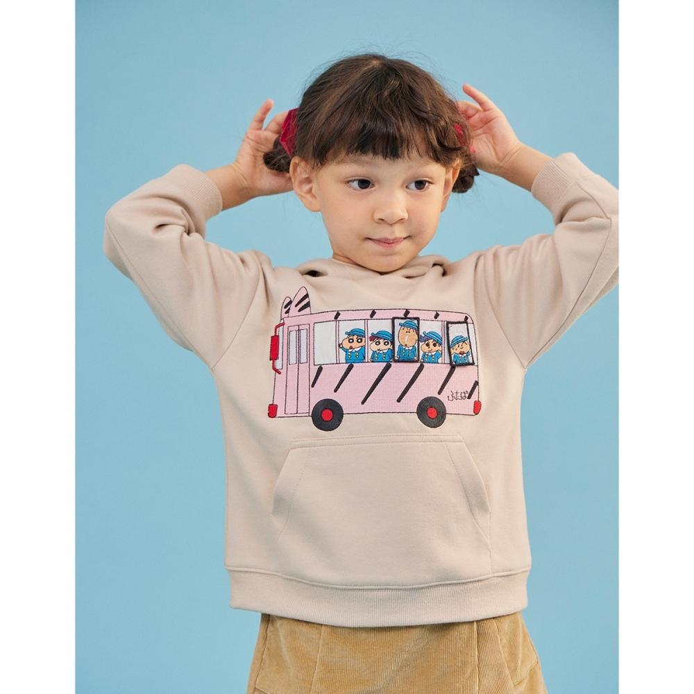 CACO-幼稚園校車帽T-親子款-童【C3SC007】