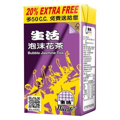 生活 泡沫花茶(300ccX6入)