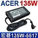 ACER 135W 變壓器 5.5*1.7mm Asprie V5-591G V5-592G VN7-591G VN7-592G VN7-791 VN7-792G product thumbnail 1