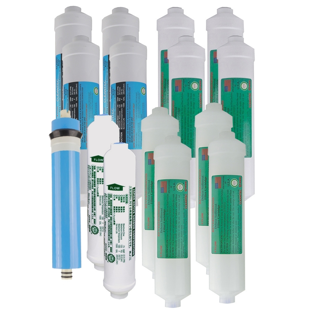 豪星飲水機KT型1年份含RO濾心15支組