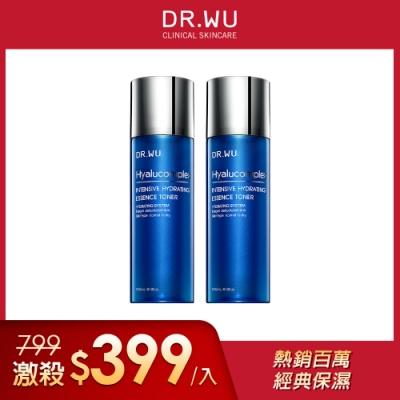 DR.WU玻尿酸保濕精華化妝水150ML(經典款)*2入