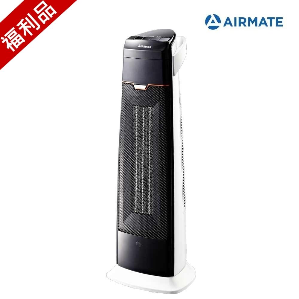 福利品 AIRMATE艾美特 LED微電腦遙控智能溫控PTC陶瓷電暖器 HP111319R