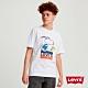 Levis X Snoopy sport限量聯名 男款 短袖T恤 史努比、糊塗塔克賽跑Logo product thumbnail 1