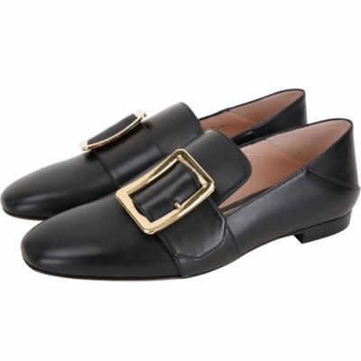 [65折限搶入手早秋流行款] BALLY JANELLE 腳踩式牛皮穆勤鞋/樂福鞋-3款可選