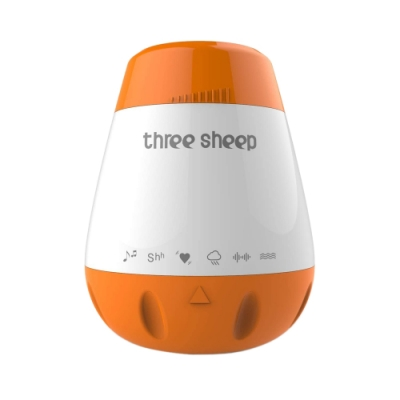 Three Sheep 寶寶不哭白噪音安撫器 Three Sheep Baby White Noise Machine
