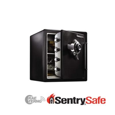 Sentry Safe 機械式密碼鎖防火防水金庫 SFW123DTB