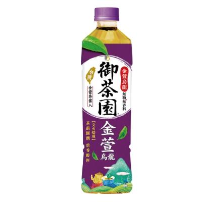 御茶園 金萱烏龍(550mlx24瓶)