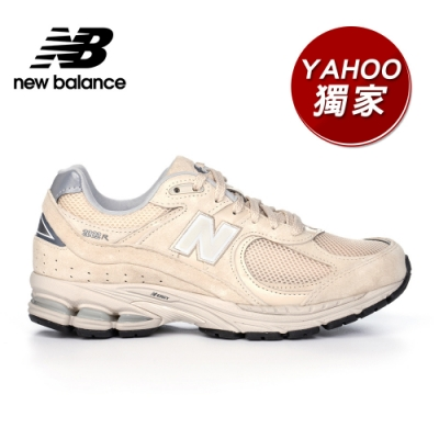 【Yahoo獨家】New Balance復古鞋_中性_米白_ML2002RE-D楦