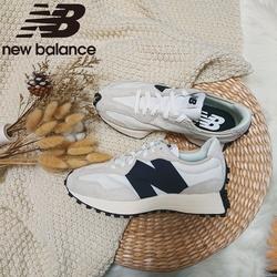 [New Balance]復古運動鞋_中性_灰色_MS327FE-D楦