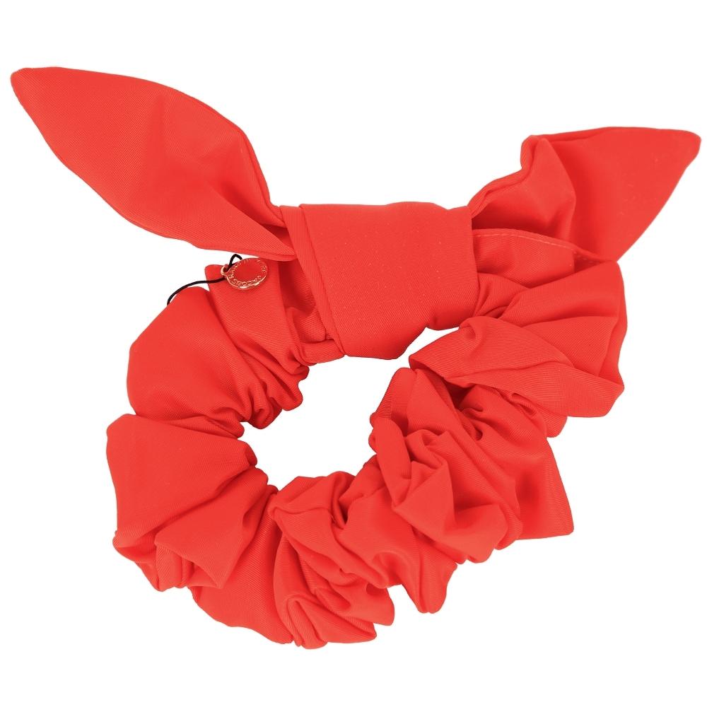 MBMJ Bunny Scrunchie 免耳造型髮束(橘紅色)