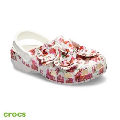 【時時樂限定】 Crocs卡駱馳 經典花朵女鞋均一價$890元(多款任選)