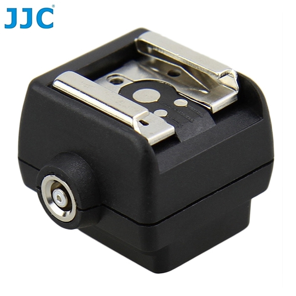 JJC舊Sony熱靴轉標準通用熱靴轉換座JSC-6即SC-6