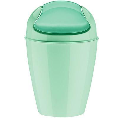 KOZIOL 搖擺蓋垃圾桶(薄荷綠XXS)