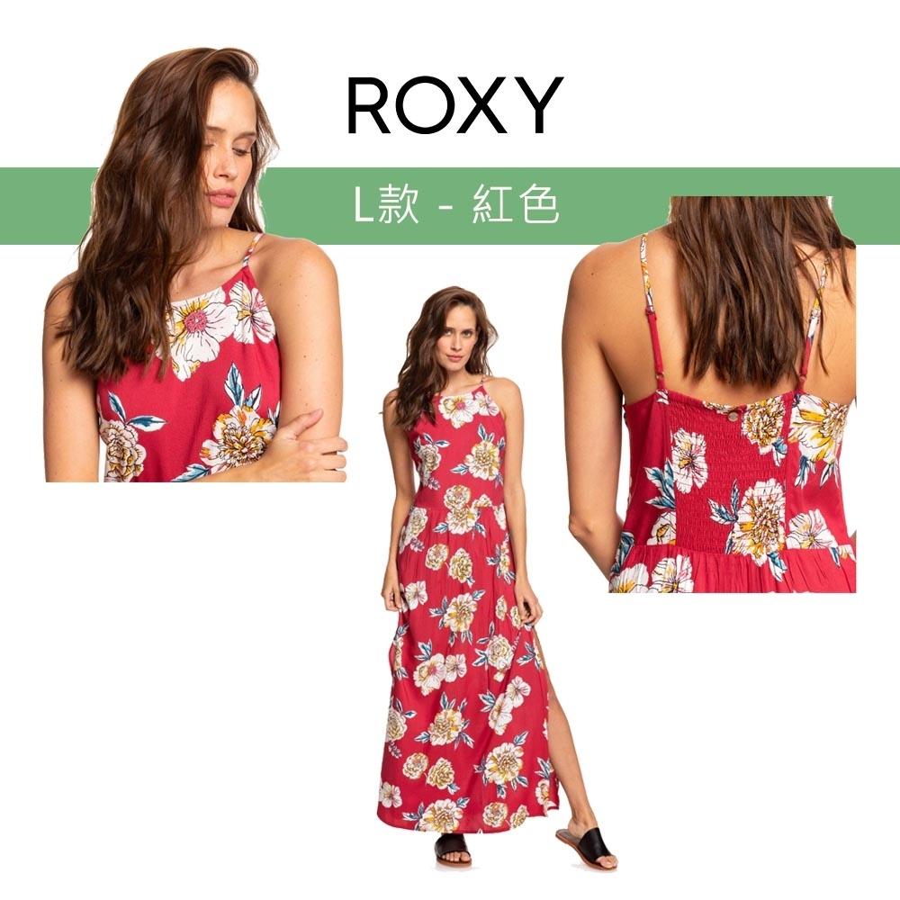 【獨家39折起】ROXY精選女裝/洋裝$888 (任選) (尺寸XS-M) (L款-紅色)